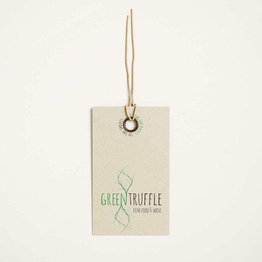 green-truffle-label